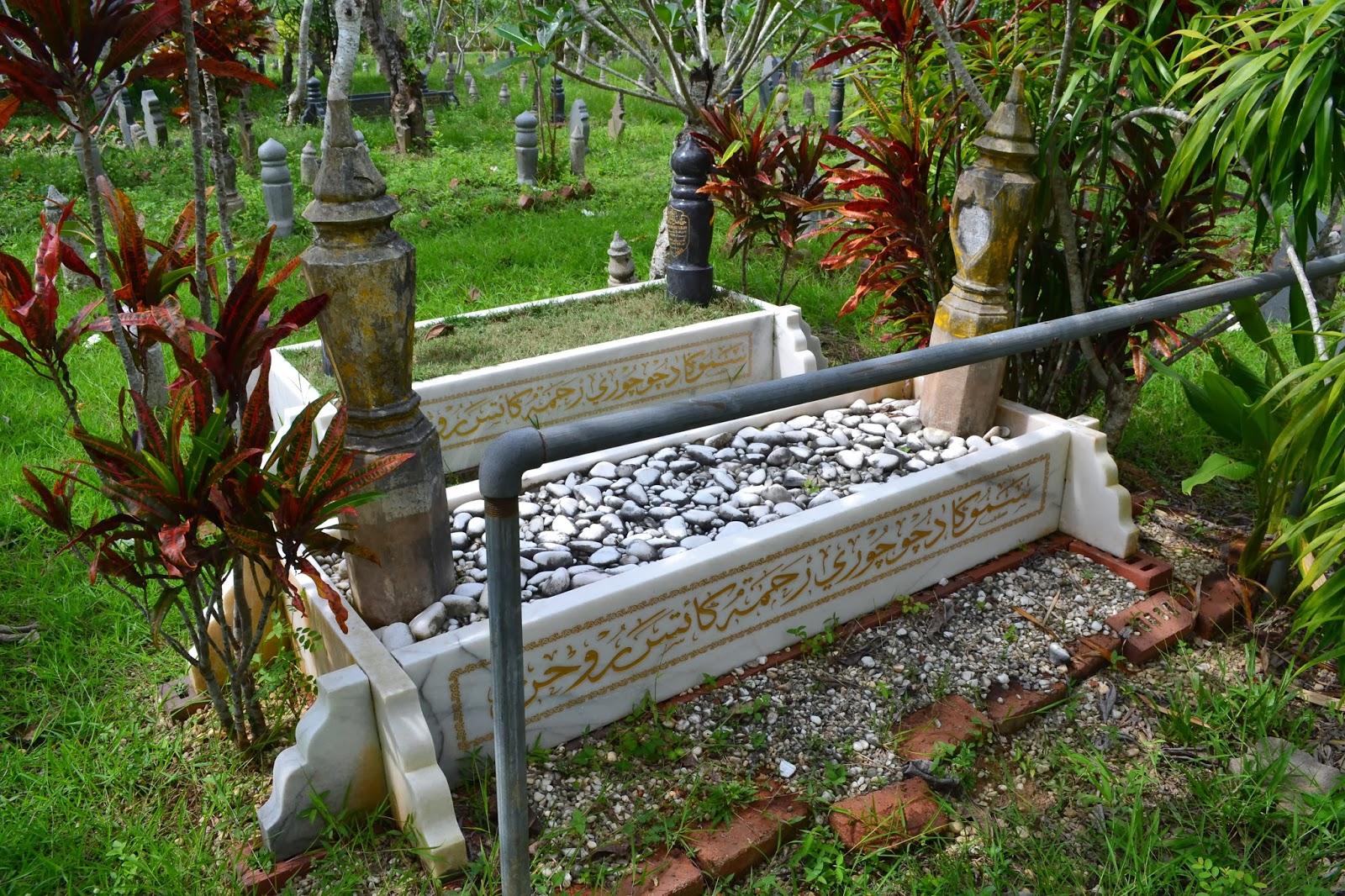 Image result for makam tuan husein kedah