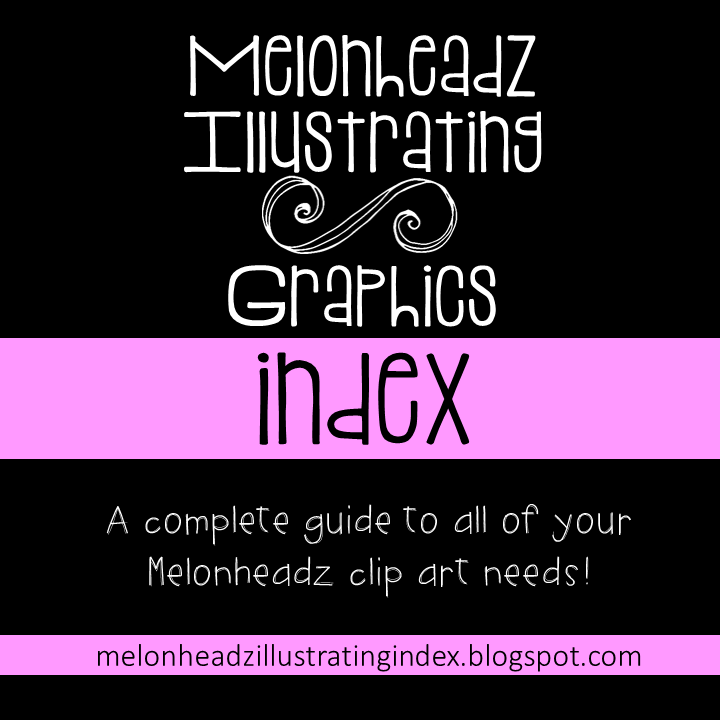 Melonheadz Graphics Index