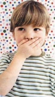 التأتأة او التلعثم فى الكلام عند الأطفال
