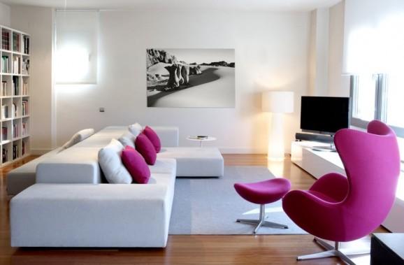 Doos interiorismo salones con encanto - Forma interiorismo ...