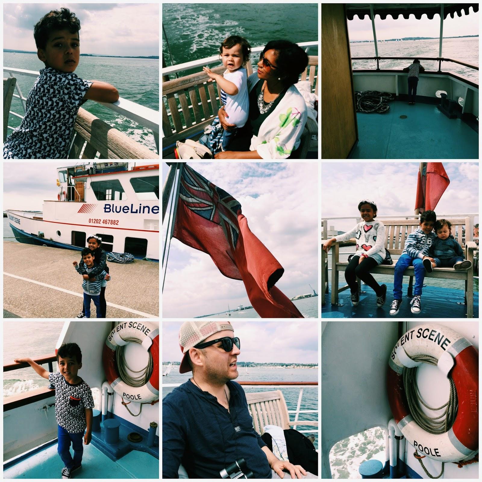 Poole Quay Boat Ride