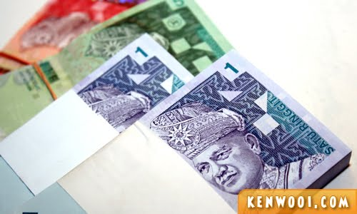 new malaysian bank notes