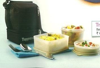 My tupperware kitchen lunch n outdoor for Zaffron kitchen set lunch
