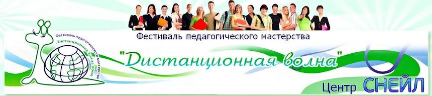 """Центр """"СНЕЙЛ"""" Фестиваль Дистанционная волна"""