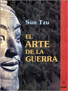 Portada del libro el arte de la guerra para descargar en pdf gratis