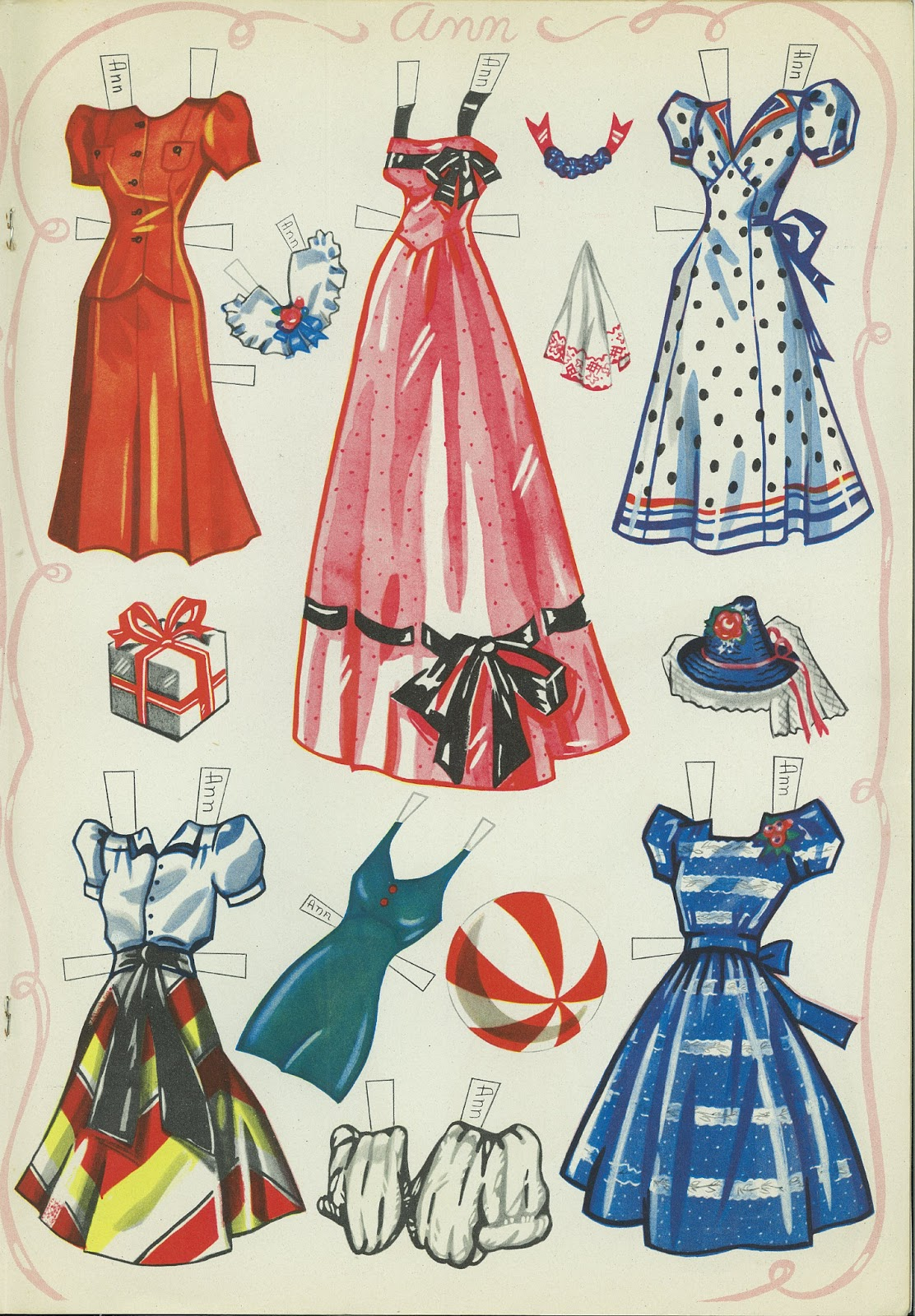 Miss Missy Paper Dolls: Paper dolls on Parade