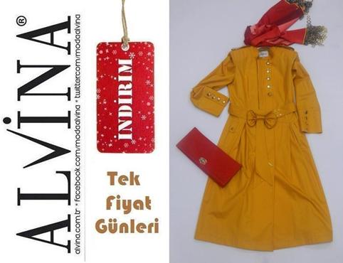 Alvina 2012-2013 Sonbahar Kış Kolleksiyonu