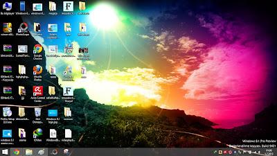 Windows 8.1 Masaüstü