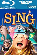 Sing: ¡Ven y canta! (¡Canta!) (2016) BRRip 720p