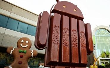 Fitur dan Keunggulan Android 4.4 KitKat