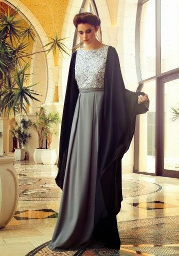 Abaya%2BDesign%2B2014-2015-www.Collections9.blogspot%2B(2) 2018 Abaya Designs - 23 New Abaya Styles for Stylish Look