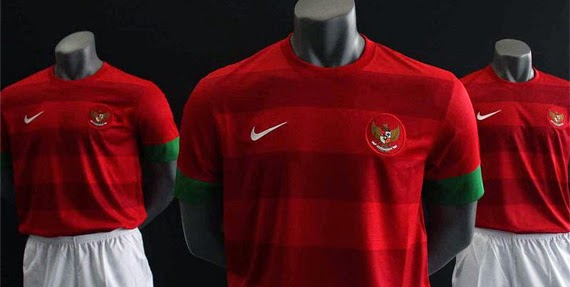 Jersey terbaik nike timnas indonesia terbaru