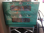 Oven Kek Lapis Sarawak