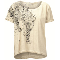 Cat T-Shirt by Selected Femme