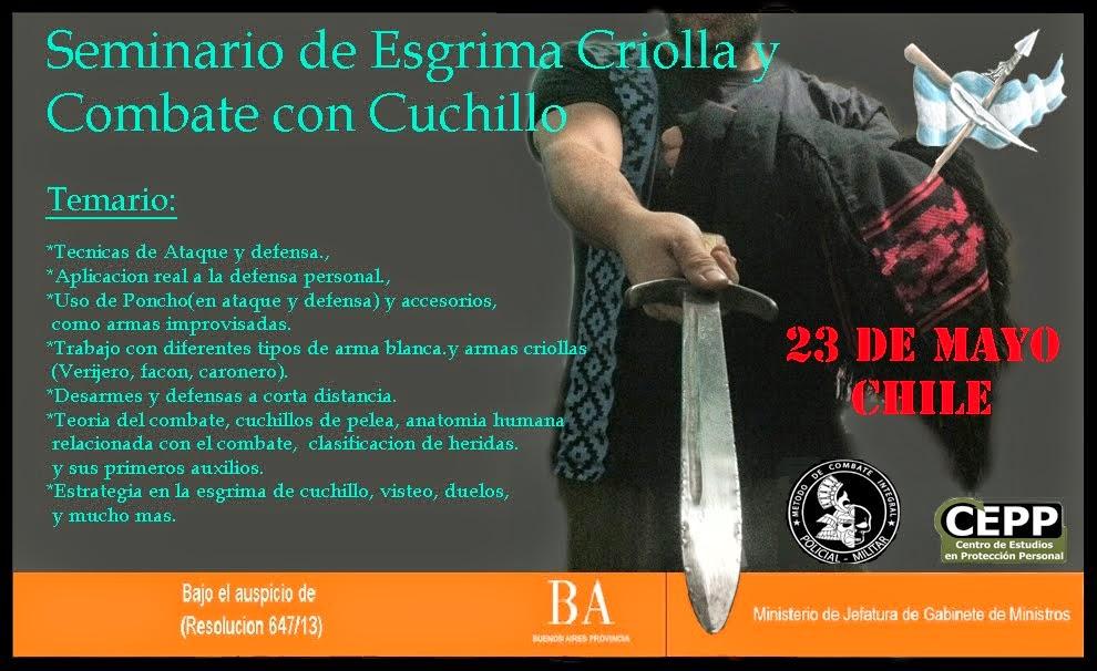 Seminario en Chile