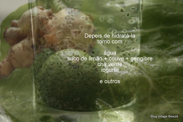 RESULTADOS DA CHIA DEPOIS DE TOMAR DURANTE 3 SEMANAS