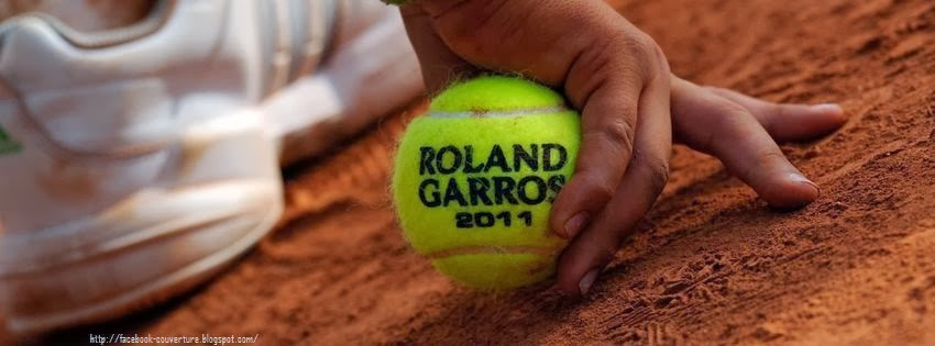 Couverture facebook timeline tennis