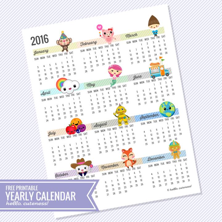 2017 and 2017 school calendar printable