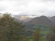 Mountains View from Grasmere