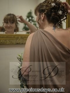 Wedding preperations image