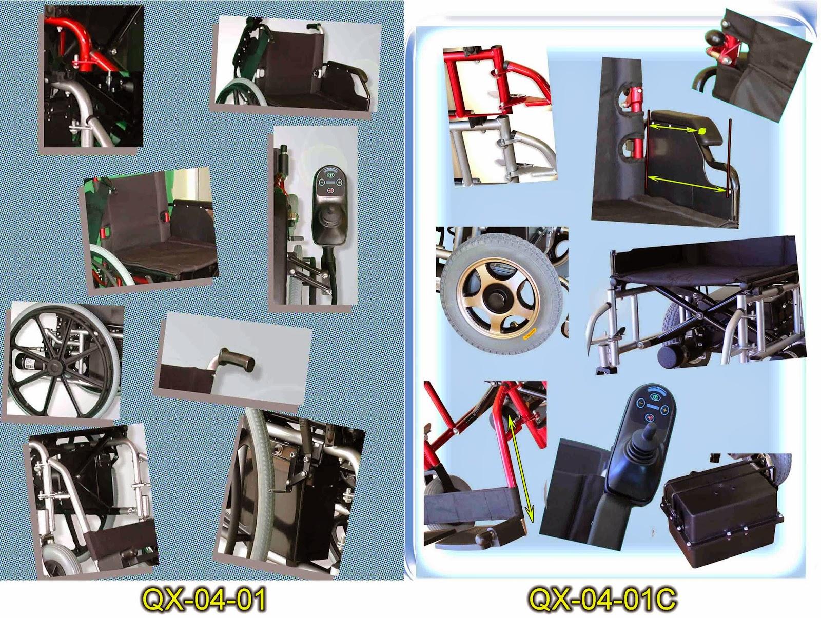 I nuovi modelli di sedia a rotelle elettrica di g moving for Joystick per sedia a rotelle