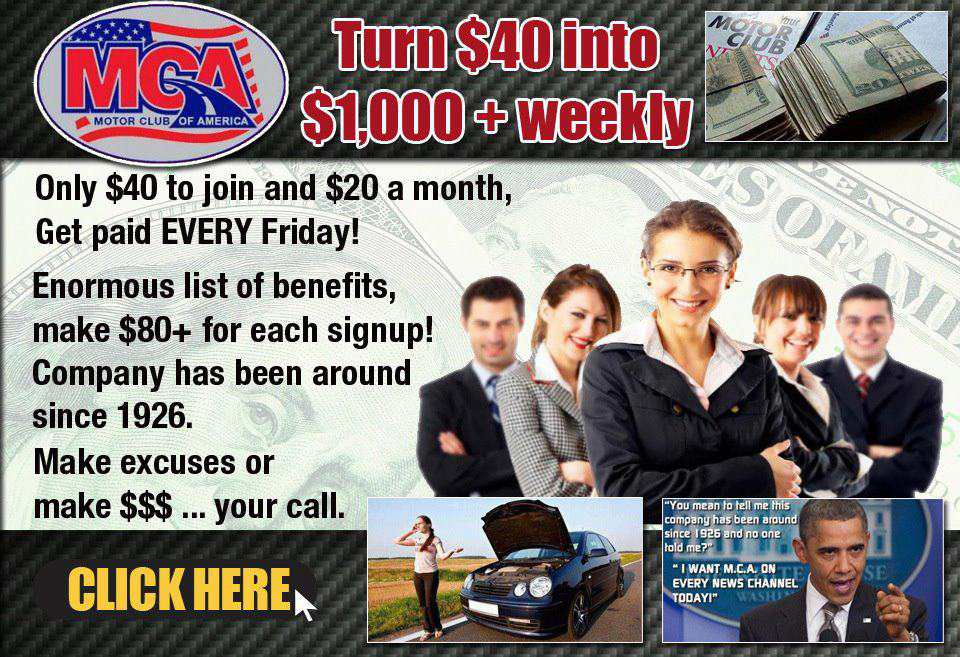 Work 4 Motor Club Of America Mca Now Hiring