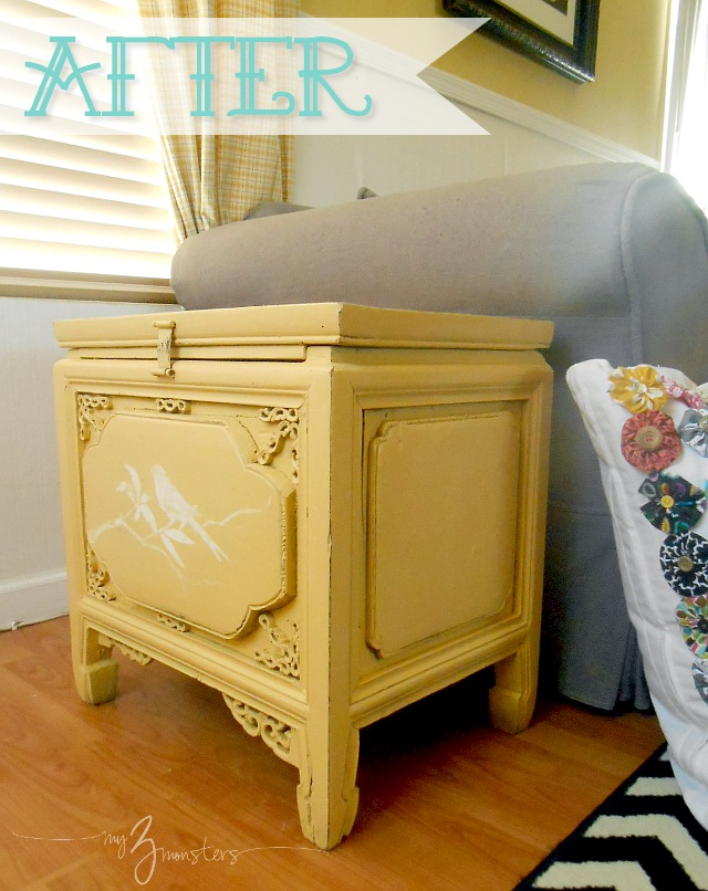 Southern Scraps 9 Painted Furniture Transformations