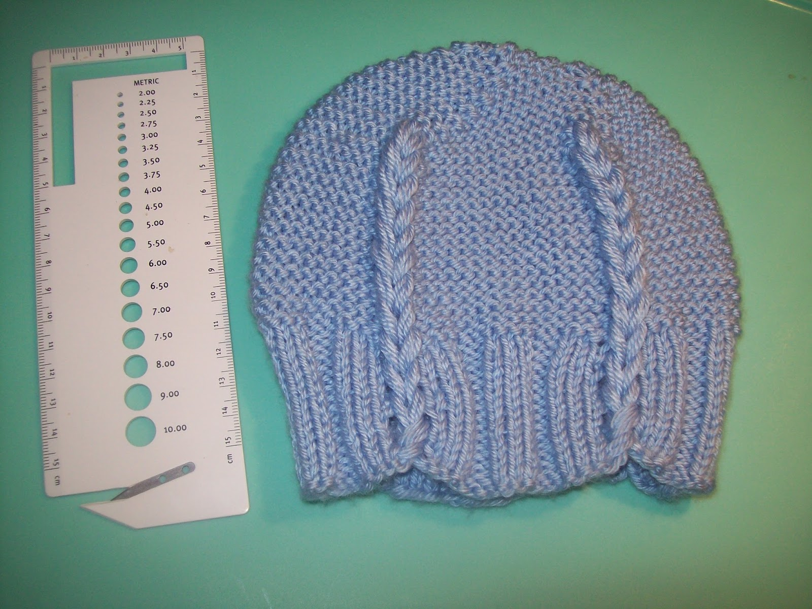 Crochet Knit Stitch Hat : Cats-Rockin-Crochet, Free Crochet and Knit Patterns