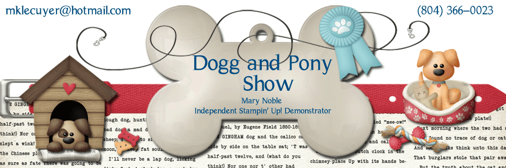 Dogg and Pony Show