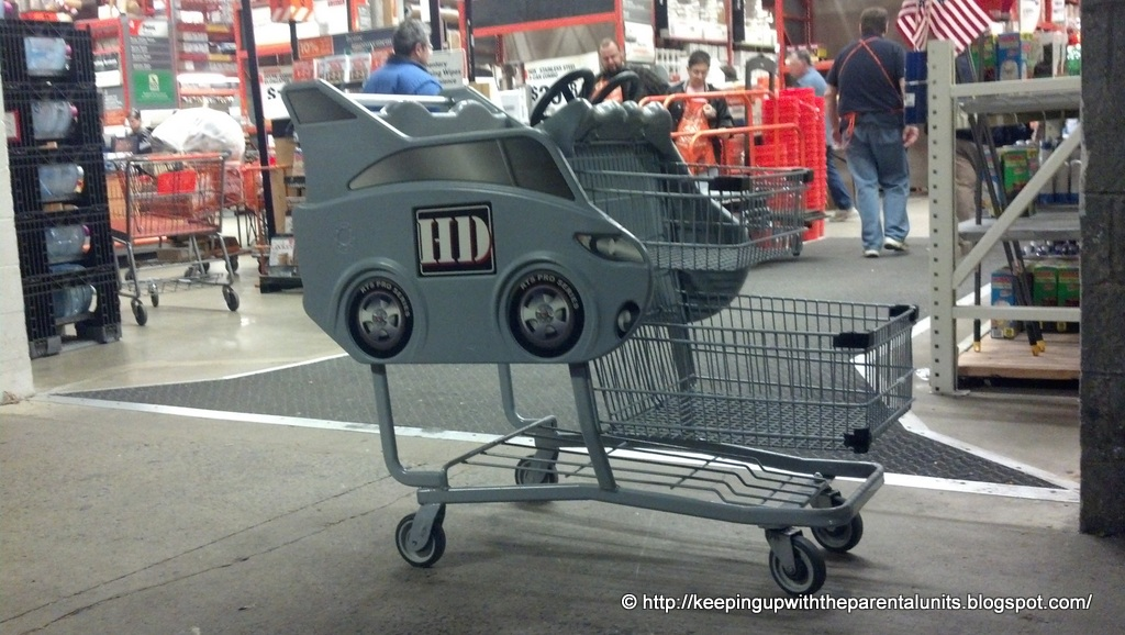 Keeping Up With The Parental Units Best Shopping Cart