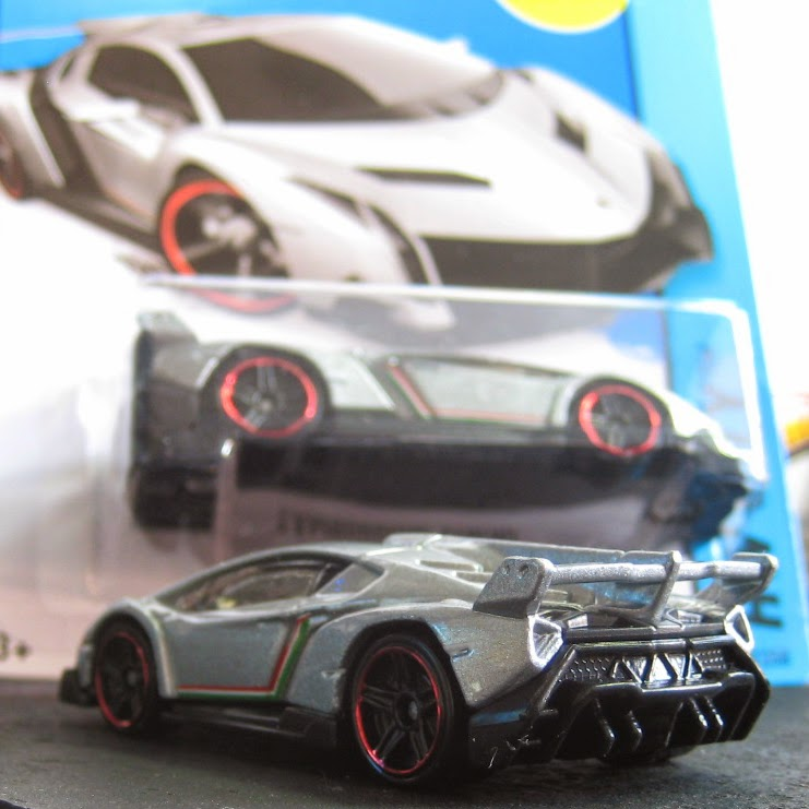 HumWheels Hot Wheels Lamborghini Veneno
