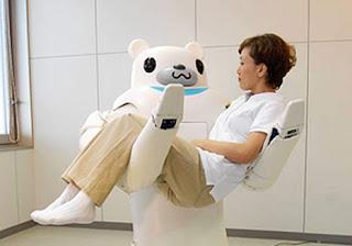 robot jepang hina
