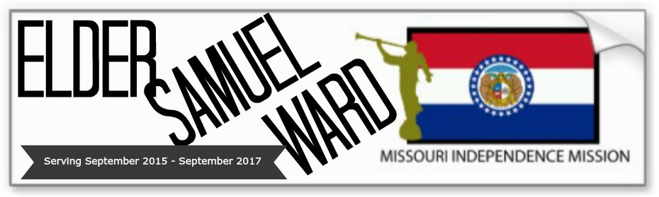 Elder Samuel Ward: Missouri Independence Mission