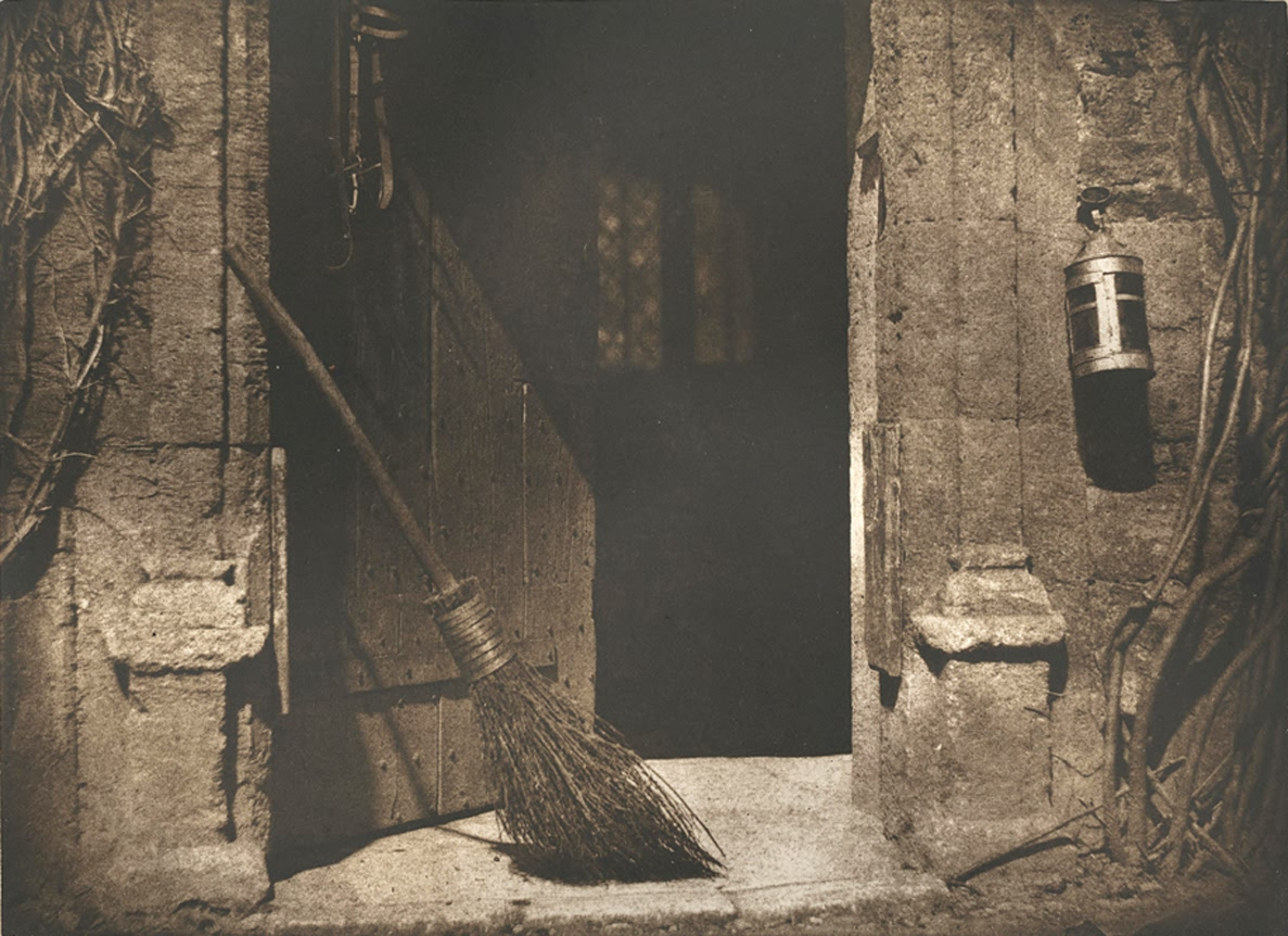 William Henry Fox Talbot the Open Door