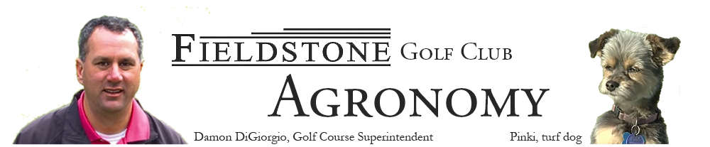 Fieldstone Golf Club Agronomy