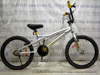 Sepeda BMX Pacific X-Man 3.0 FreeStyle 20 Inci
