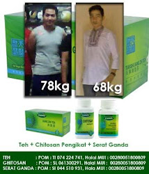 Paket Pelangsing Herbal Tiens
