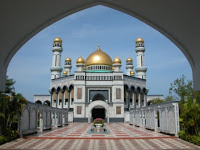 The Jame' Asr Hassanil Bolkiah Mosque
