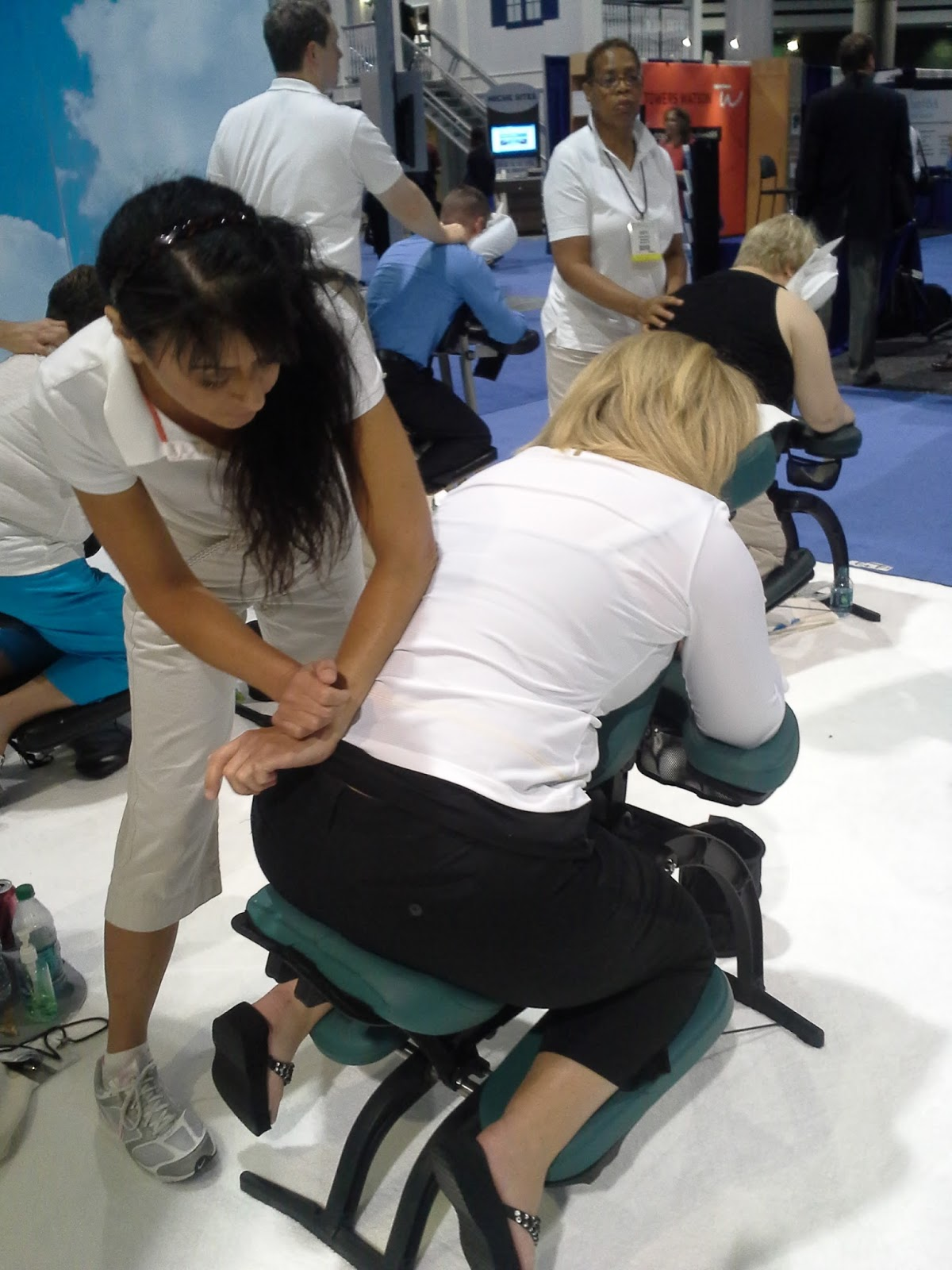 Chair Massage in Atlanta
