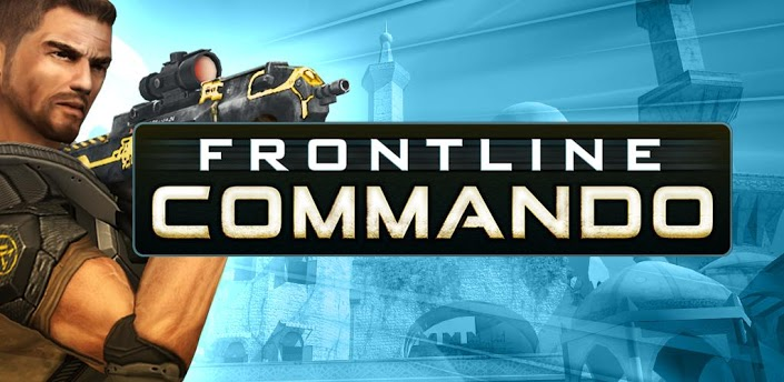 FRONTLINE COMMANDO HD hVGA ANDROID GAME