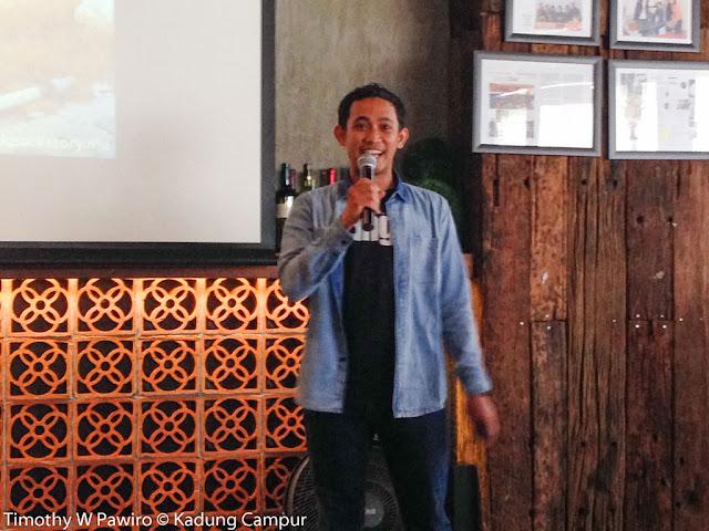 Indonesia - Jakarta - #Indonesia Flight Mini Travel Blogger Workshop - Arif Rahman (@ArievRahman)