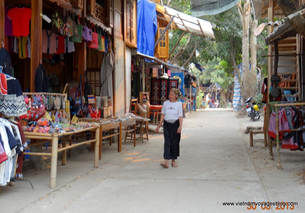 Village Mai Chau - 2 jours