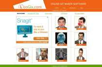 Crear gifs animados online Loogix Gif Maker