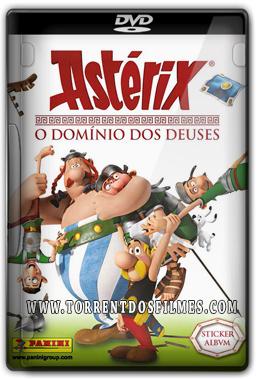 Astérix – O Domínio Dos Deuses (2016) Torrent – Dublado DVD-R5 Dual Áudio