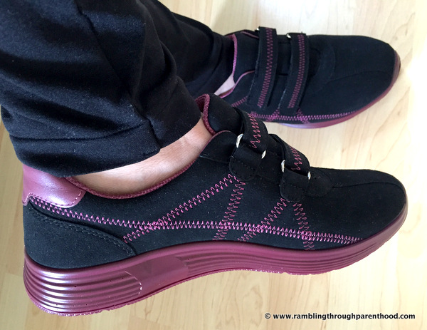Stylish and comfortable - Memorise by Hotter Shoes