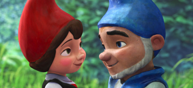 shakespeare classic taking unexpected turn gnomeo and juliet