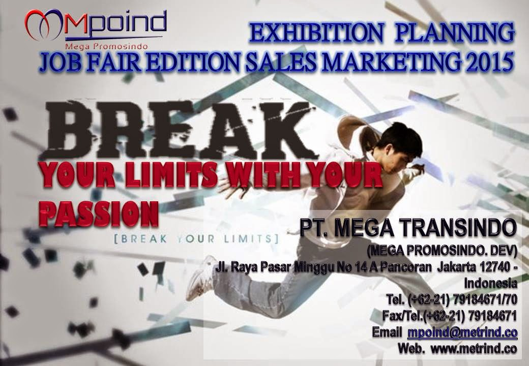 JOB FAIR EDITION SALES MARKETING 2015