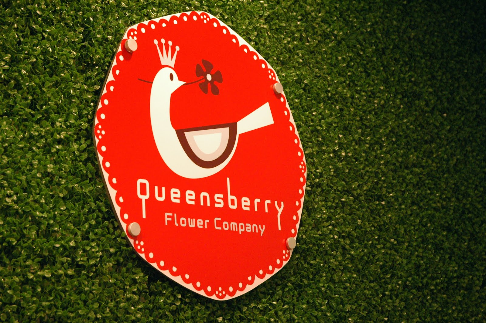 QUEENSBLOG by Queensberry Flower Company (日本語)