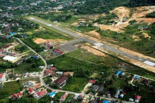 Bandara Beringin, Muara Teweh, Kalimantan Tengah
