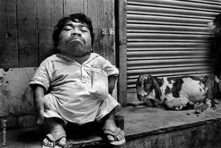 a97927 small people 10 shortest ever 10 Manusia Terpendek paling Terkenal Di Dunia
